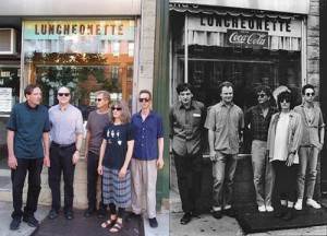 The Feelies at Luncheonette