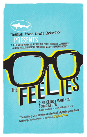 Feelies @9:30 Washington DC - March 27