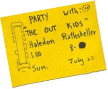 Outkids ticket