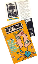 New Route magazine